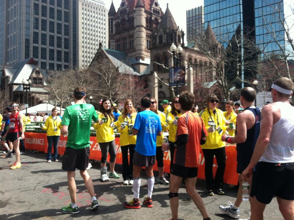 Boston Marathon Tragedy // Photo by Hannah DeYoung // Woof Magazine