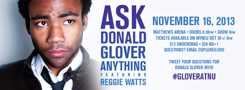 Ask Donald Glover Anything // Woof Magazine