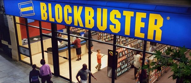 A Swan Song for Blockbuster // Woof Magazine
