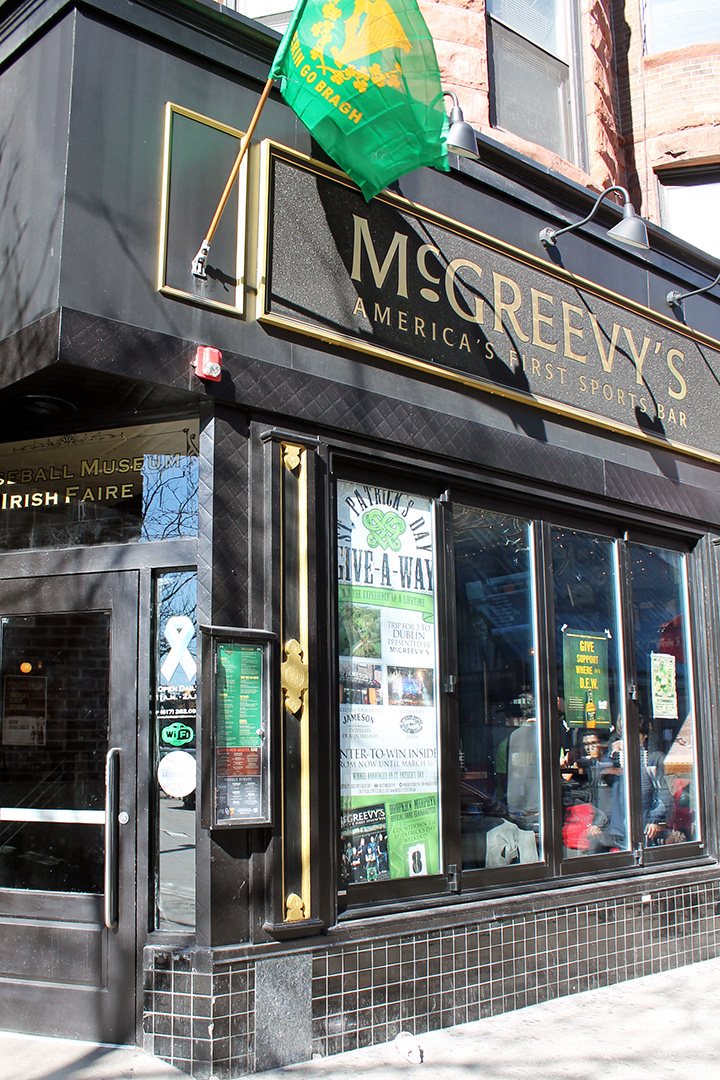 How to Spend St. Patrick's Day (Without Going to Southie) // Woof Magazine