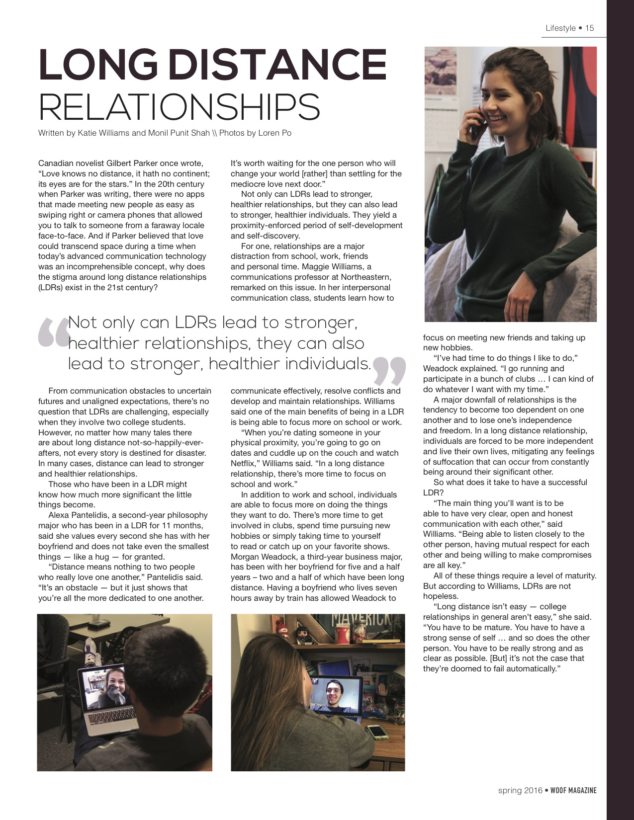 relationships and dating magazine Single matters magazine christian singles discuss the matters of life, relationships, singleness and faith.